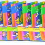 ディズニー英語システム・ワールドワイドキッズなど多数お売りいただきました!