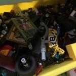 ディズニー英語システムや大量のレゴや知育グッズDVDをお売り頂きました。